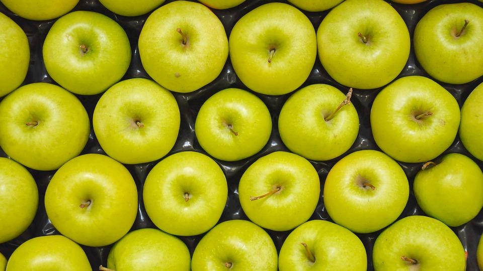 Green Apple, Fruit, Food