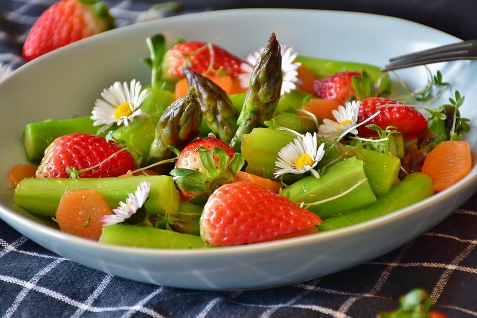 Asparagus, Asparagus Salad, Gün, Green Asparagus