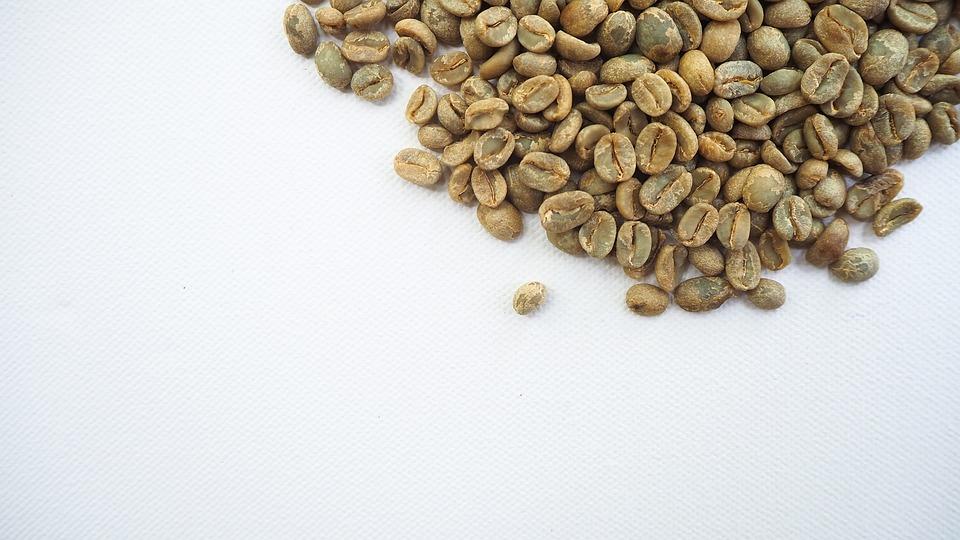 Green Beans, Green Coffee, Raw Coffee, Coffee, Arabica