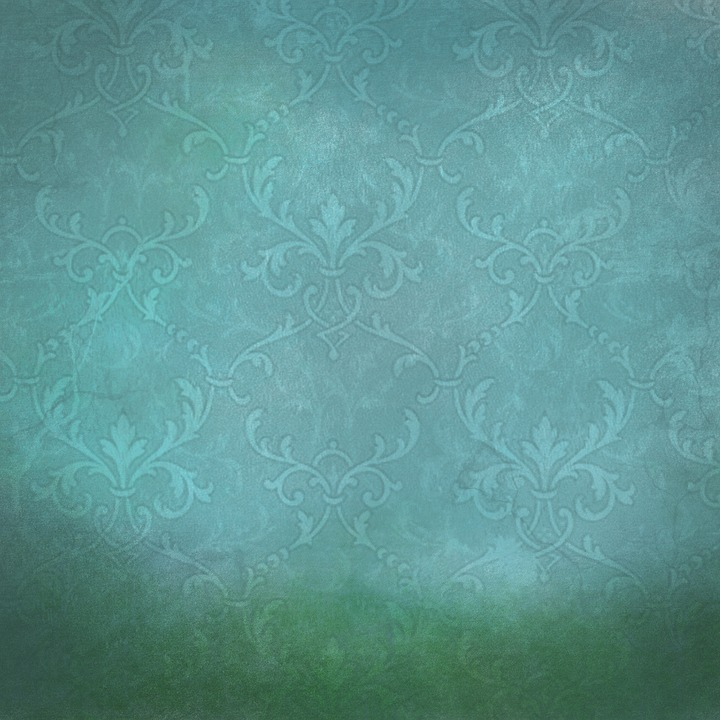 Background, Green, Blue, Turquoise