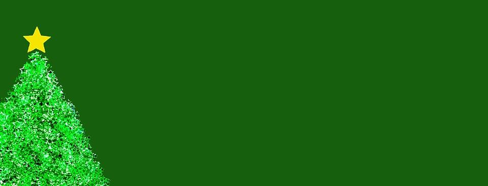 Fir Tree, Christmas Tree, Star, Yellow, Area, Green