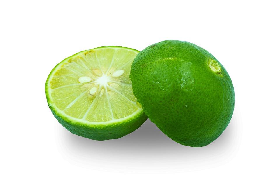 Lime, Lemon, Fruit, Food, Slice, Green