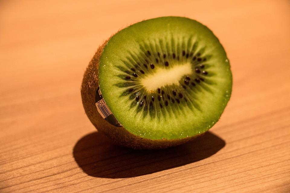Kiwi, Fruit, Green, Vitamins, Fruits, Healthy, Food