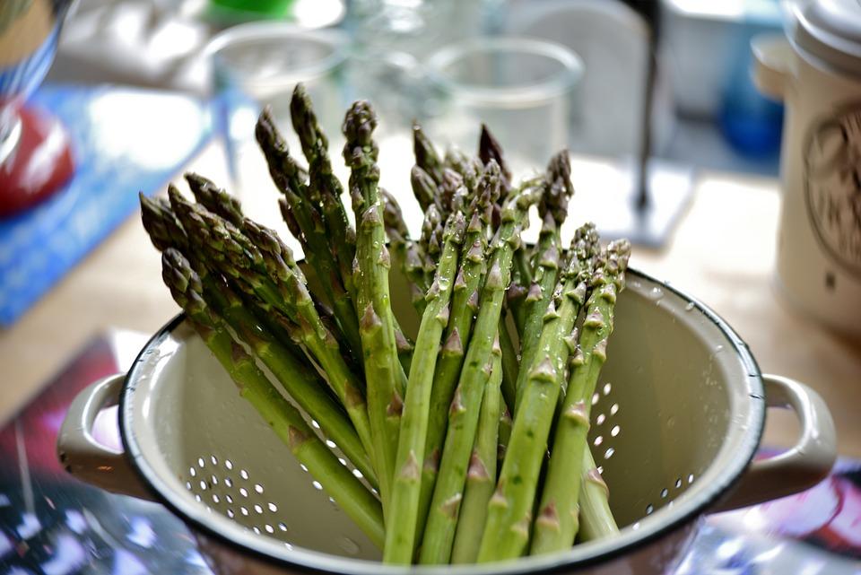 Asparagus, Green, Vegetable, Food, Healthy, Cooking
