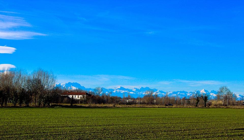Home, Land, Green, Svizeros Alps, Mountains, Ice