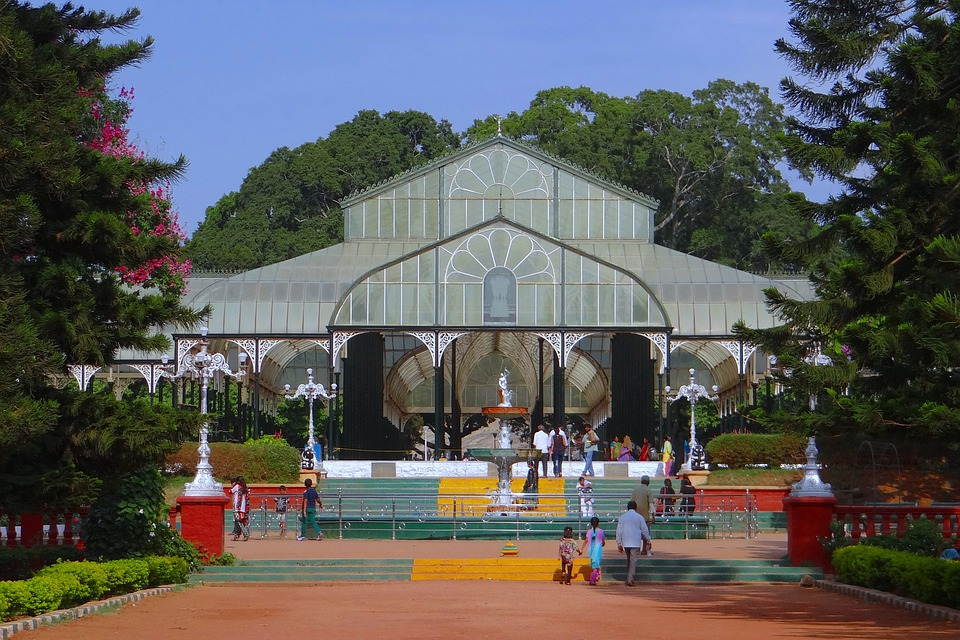 Glass House, Arboretum, Green House, Gardening, Nursery