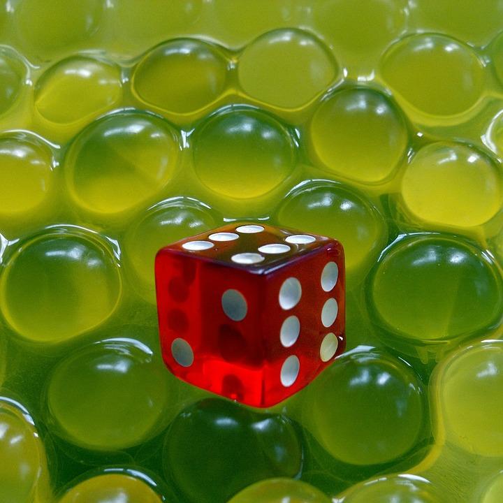 Red, Cube, Green, Scope, Balls, Hydrogel