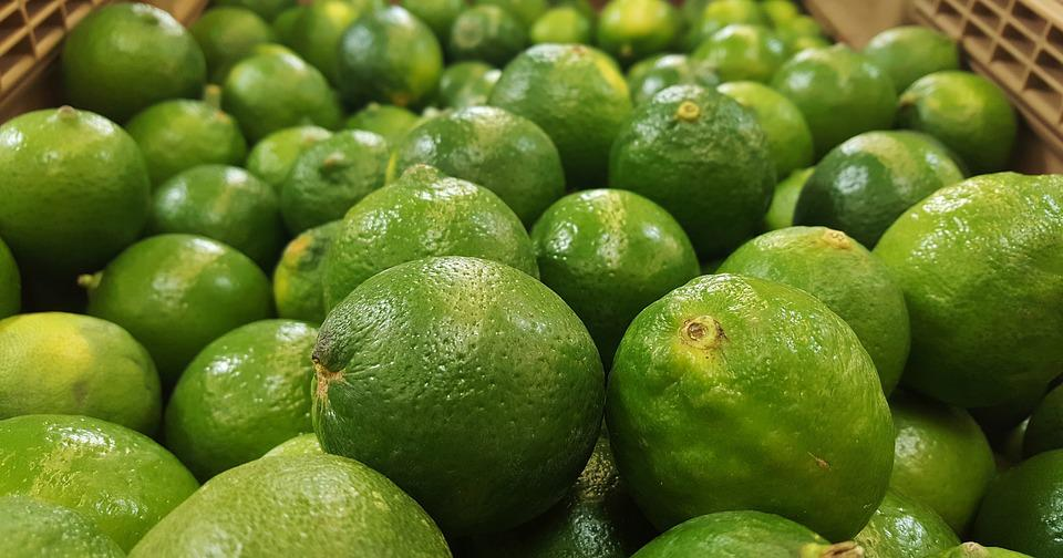 Limes, Lime, Green, Sour, Citrus, Fruit, Food, Grocery