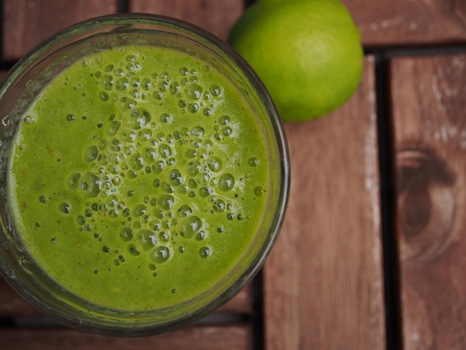 Green Smoothie, Healthy, Frisch, Juice, Drink, Vitamins