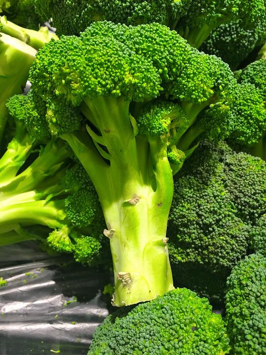 Broccoli, Green, Seiyu Ltd, Living, Supermarket