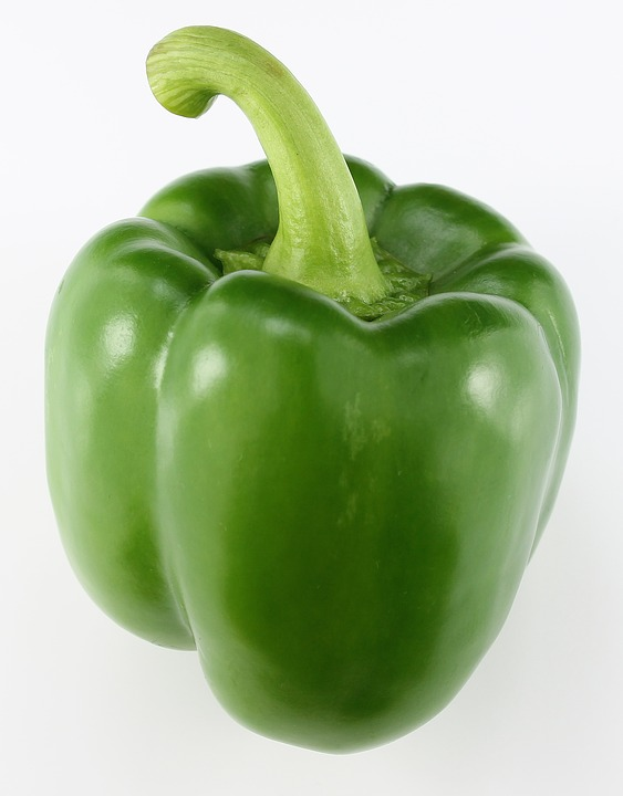 Paprika, Green Peppers, Vegetables, Green, Pepper