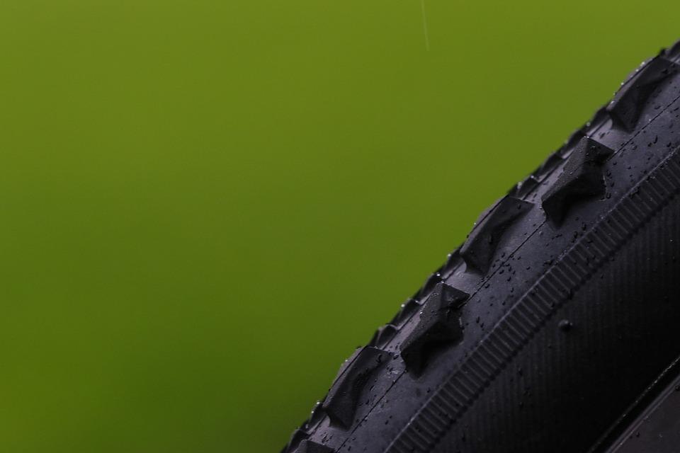 Wheel, Bike, Green