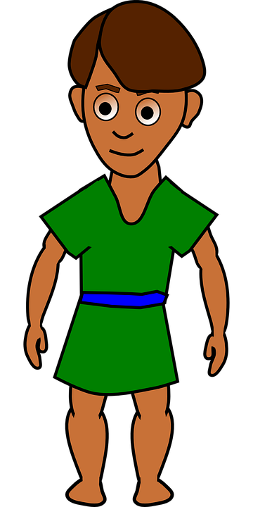 Boy, Brown, Green, Bible, Ancient, Youth