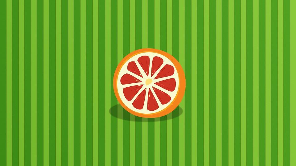 Green, Orange, Fruit, Lemon, Wallpaper, Greet