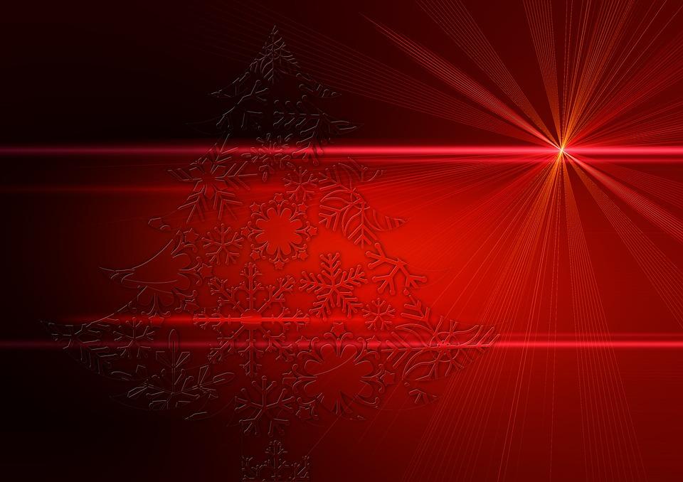 Christmas Greeting, Greeting Card, Star