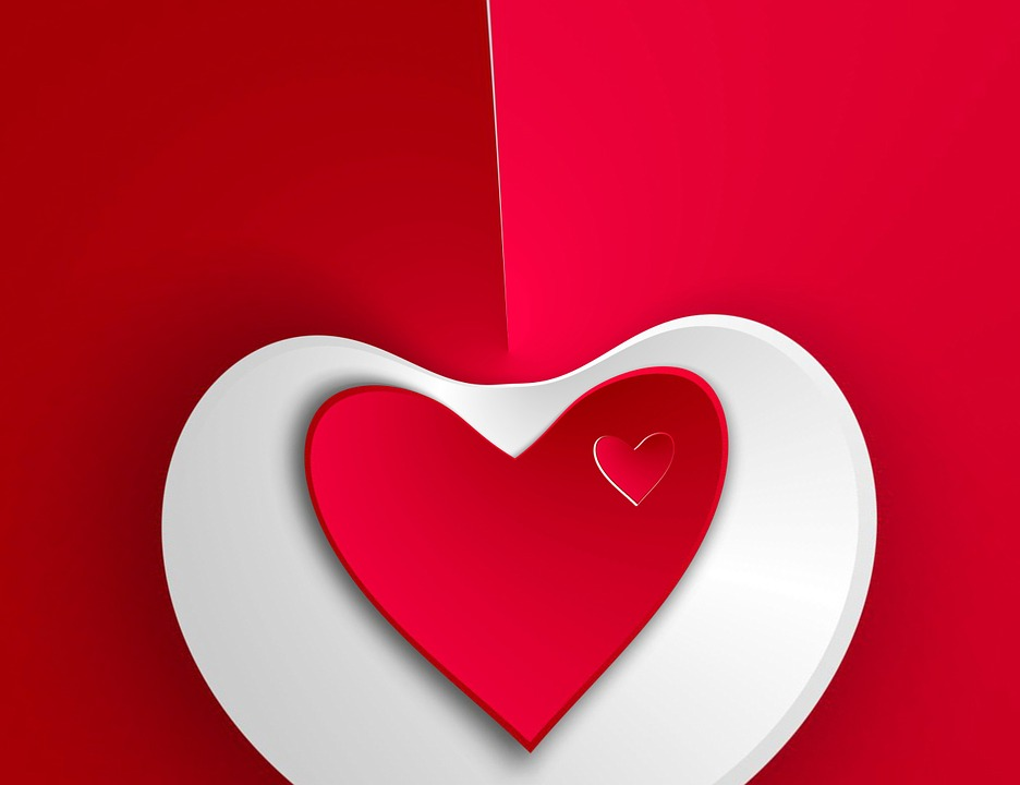 Heart, Love, Valentine's Day, Greeting Card, Romance