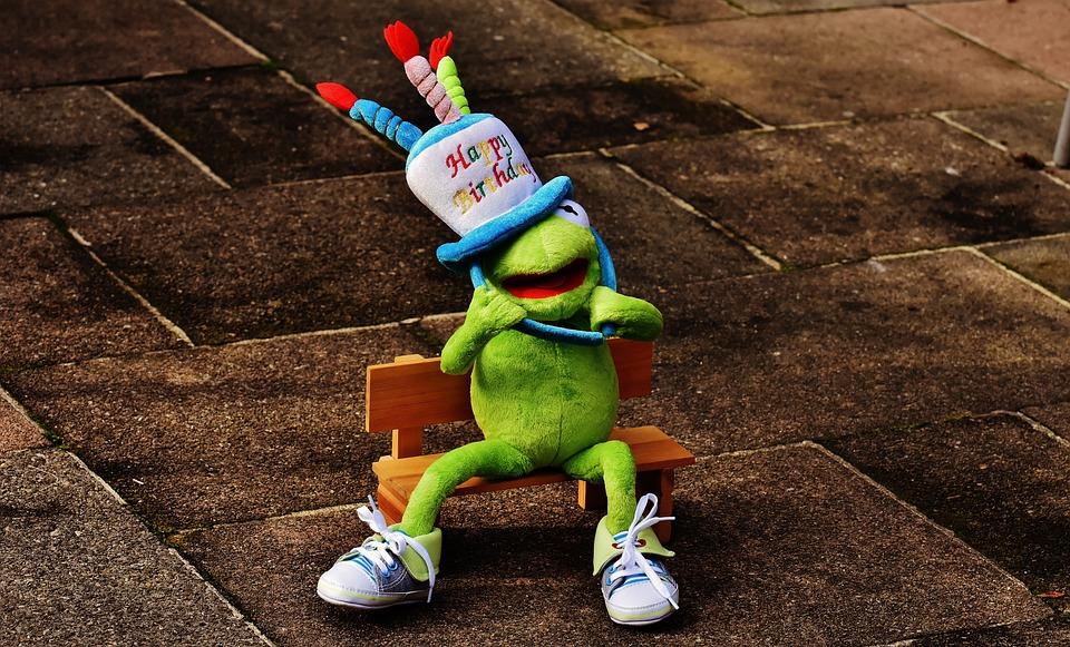 Free photo greeting card kermit frog congratulations birthday max birthday congratulations kermit frog greeting card m4hsunfo