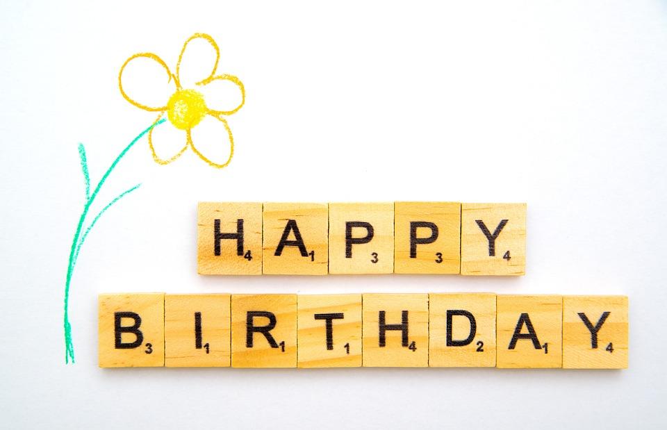 Birthday, Map, Love, Romantic, Greeting Card, Child