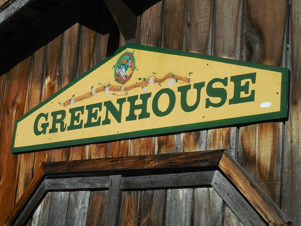 Sign, Greenhouse, Welcome Sign, Greeting, White, Symbol