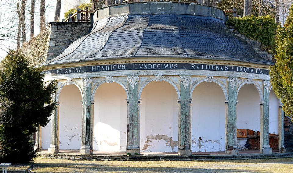 Architecture, Historically, Landmark, Greiz
