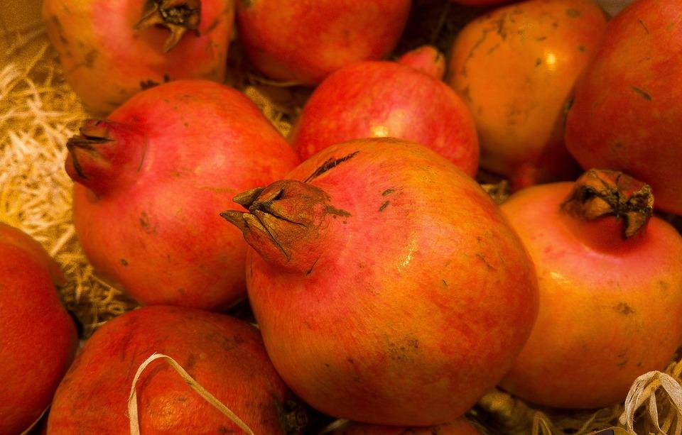 Fruit, Grenades, Exotic Fruits, Vitamins