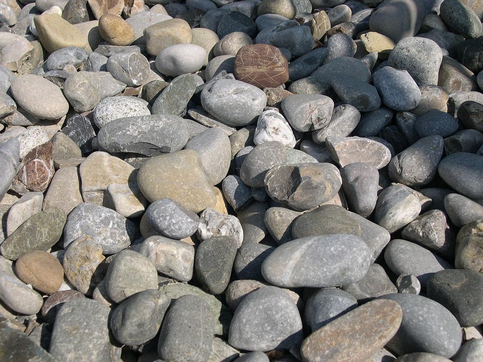 Stones, Grey, Nature, Texture, Cool, Ground