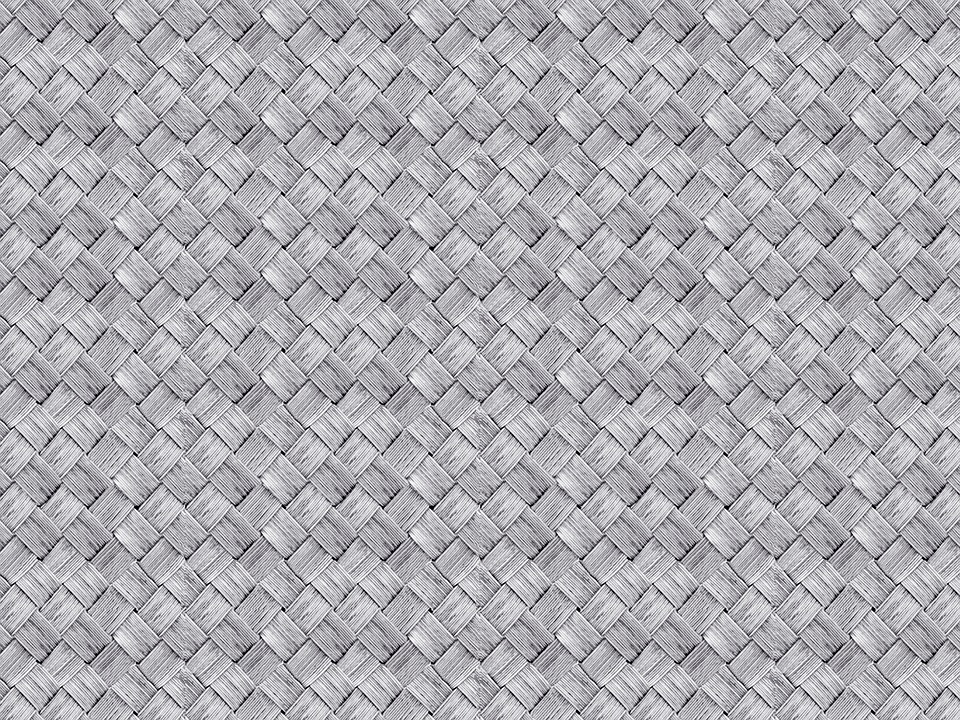 Woven Background Texture Pattern Grey Material