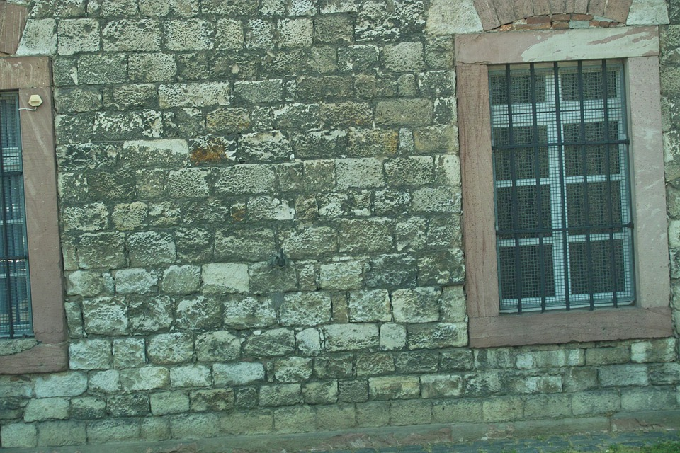 Background, Stone Wall, Greywacke, Antique, Roman