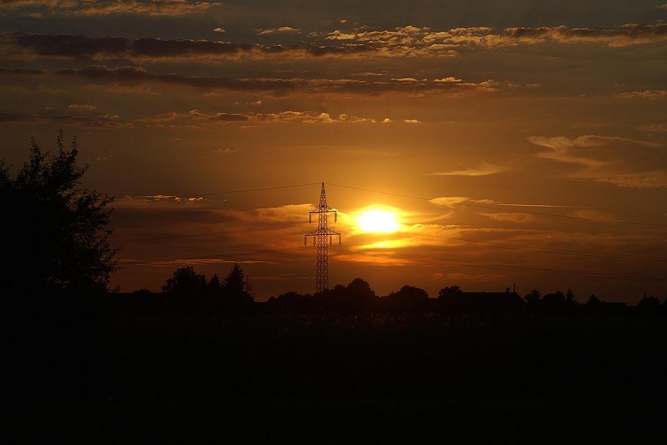 Energy, Sun, Web, Grid Expansion, Network Congestion