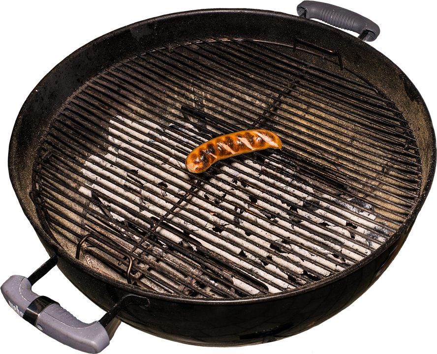 Grill, Sausage, Barbecue, Isolated, Grill Party, Summer