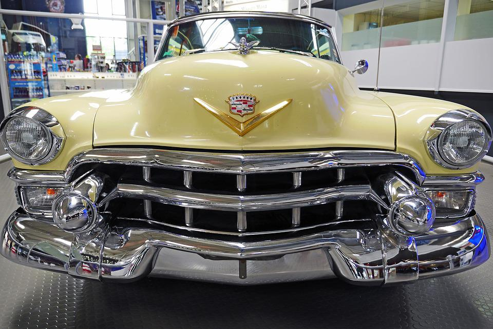 Cadillac, Front Fascia, Hood, Powerful, Grille, Bumper