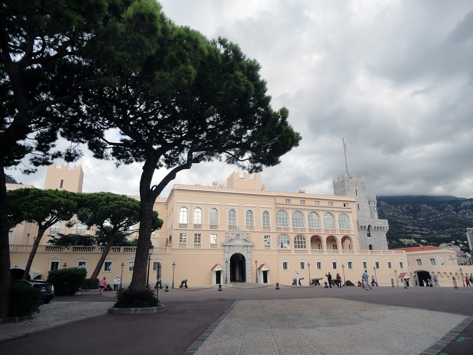 Monaco, Palace, Grimaldi, Prince Palace, Residence