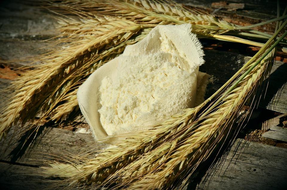 Flour, Cereals, Spike, Nutrition, Grind, Barley