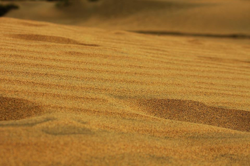 Sand, Grit, Desert, Outdoor, Dune, Natural, Nature