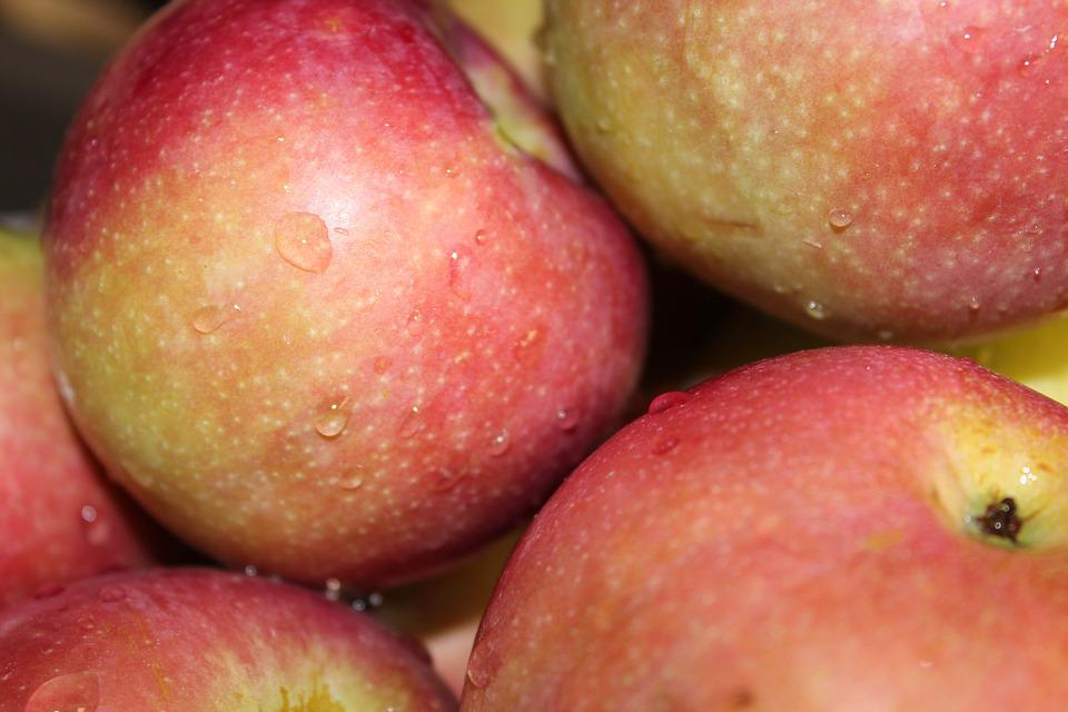 Apples, Apple, Produce, Fruit, Groceries, Healthy