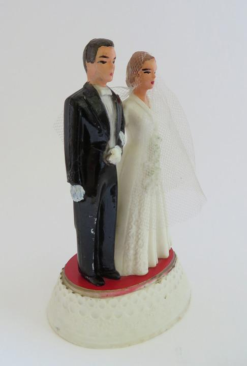 Newlyweds, Getting Married, Wedding, Groom