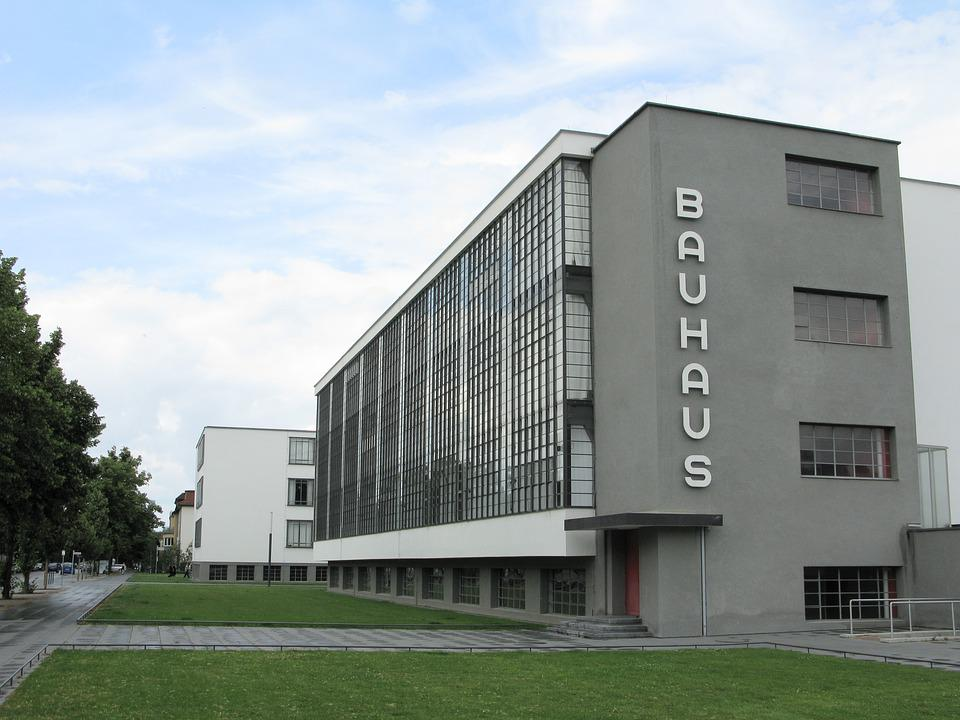 free photo gropius college bauhaus architecture dessau max pixel