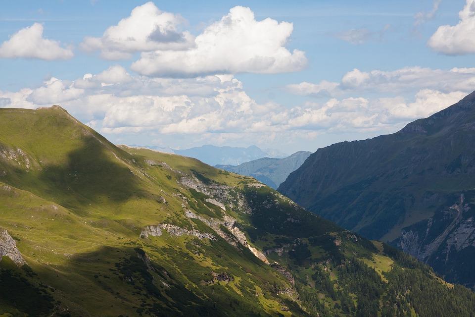 Pass, High Alpine Road, Grossglockner, Mountains