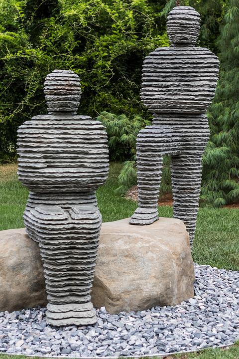 Usa, Nj, Grounds For Sculpture, Artwork, Sculpture