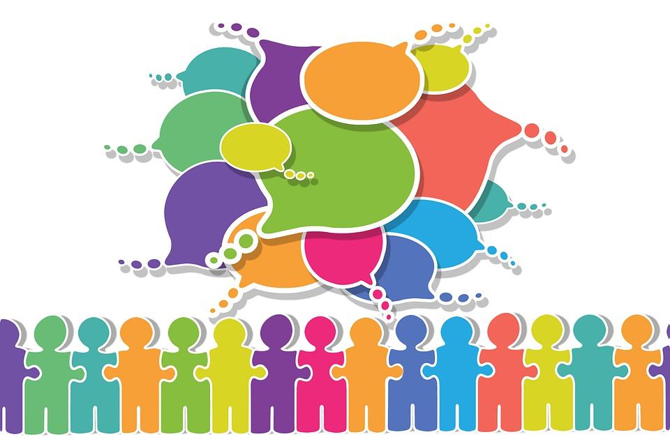 Network, Communication, Connection, Group, Discussion