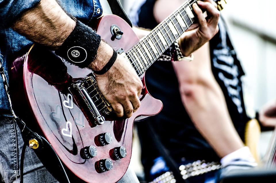Music, Guitar, Instrument, Musician, Song, Group