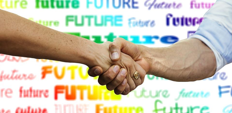 Forward, Hands, Group, Personal, Businessmen, Team