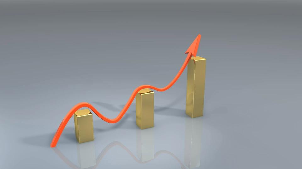 Business, Success, Winning, Chart, Arrow, Growth