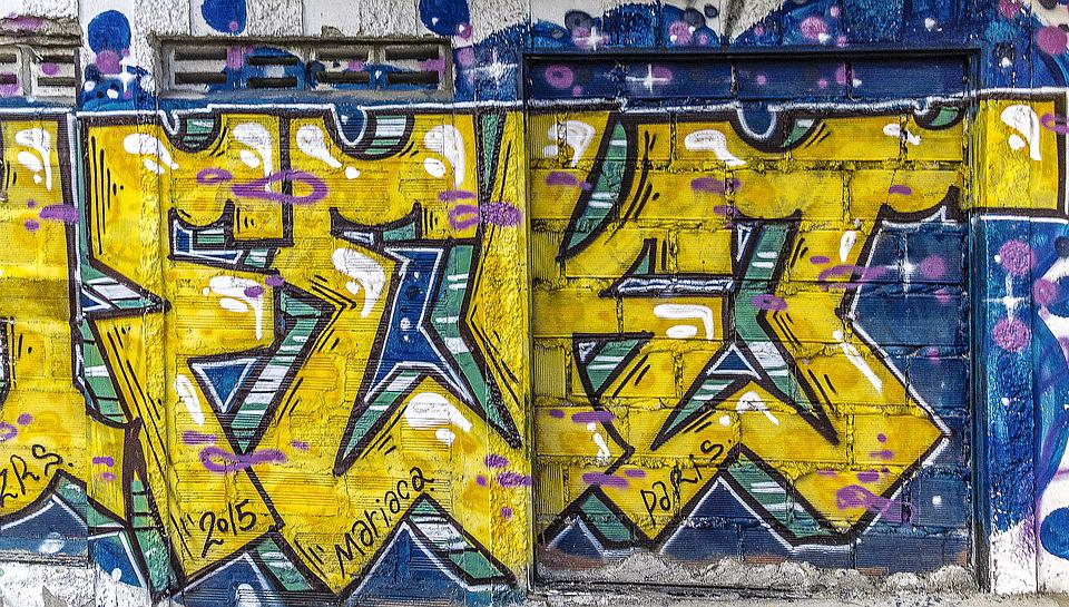 Free photo Grunge Graffiti Graffiti Wall Background Street Art - Max ...