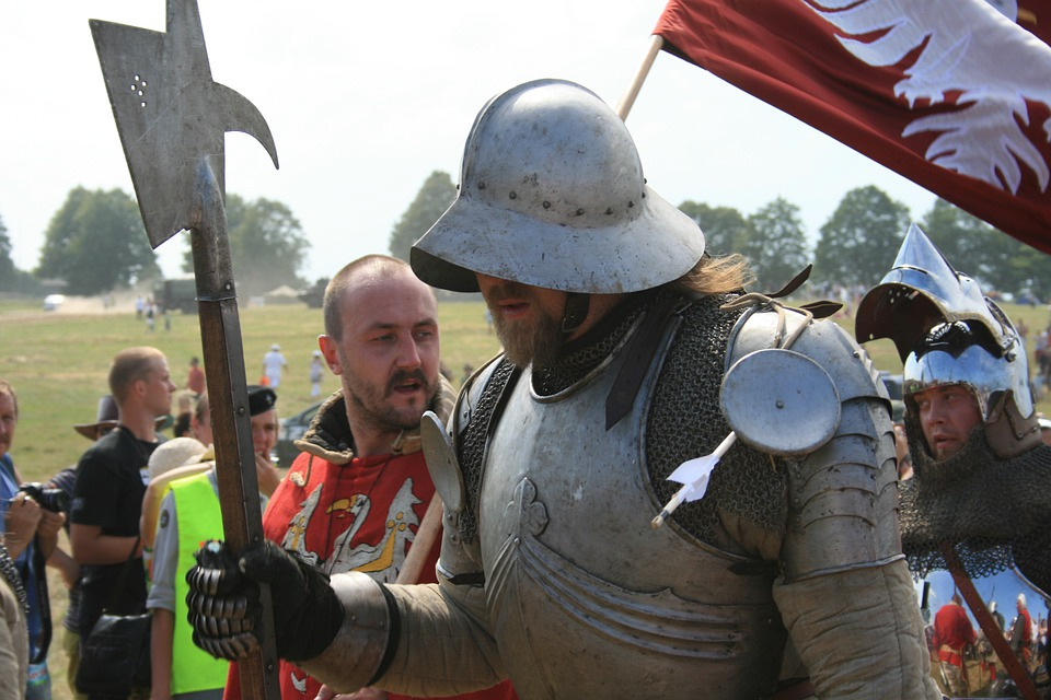 Knight, Grunwald, A Bill