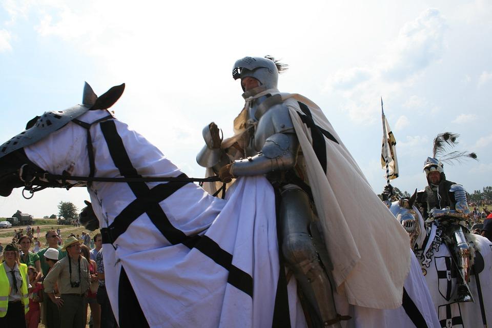 Knight, Grunwald, On Horseback