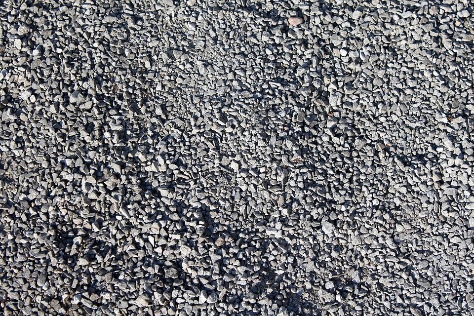 Gravel, Grysik, Small Stones, Texture