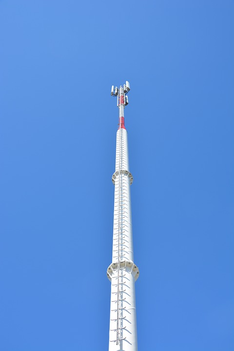 Cell Tower, Gsm, 4g, Mobile, Gsm-mast, Phone