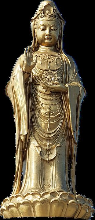 Guangyin, Buddha, Mercy Buddha