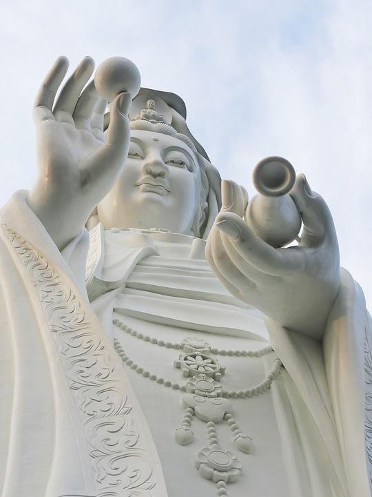 Guanyin, Buddhism, Hong Kong, Bodhisattva